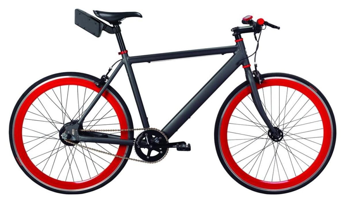 BH Bikes EASYGO RACE Details