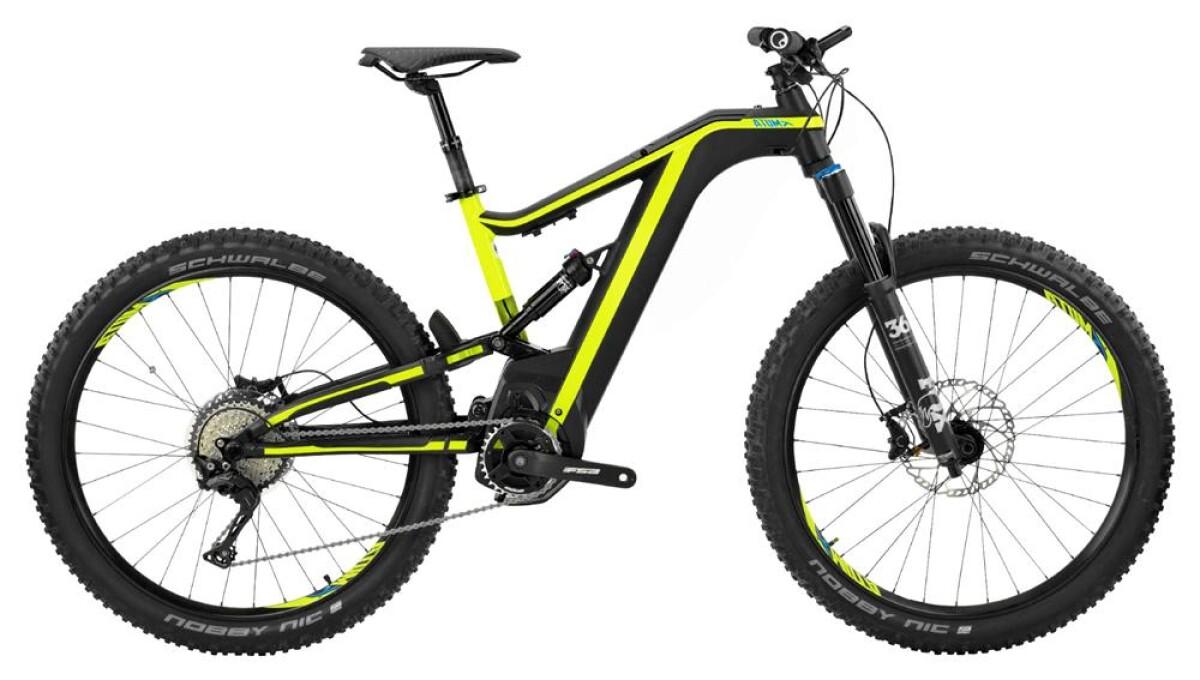 BH Bikes ATOM-X LYNX 6 27'5PLUS  PRO Details
