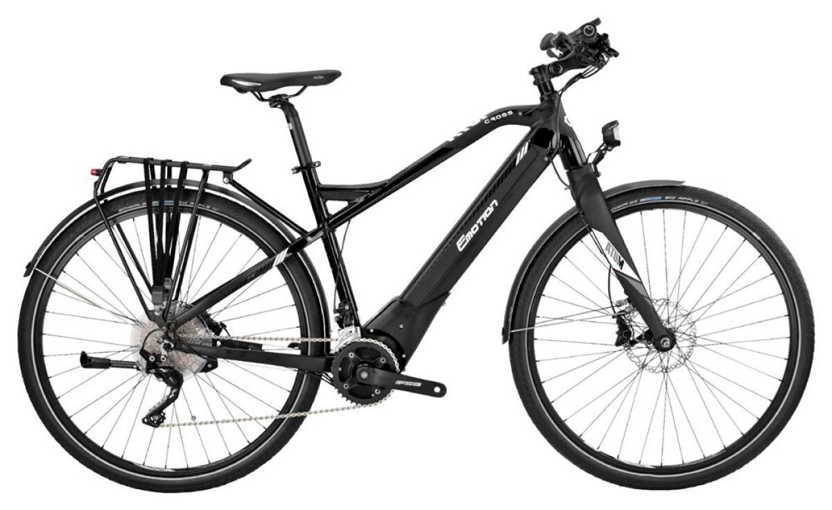 BH Bikes ATOM CROSS PRO Details