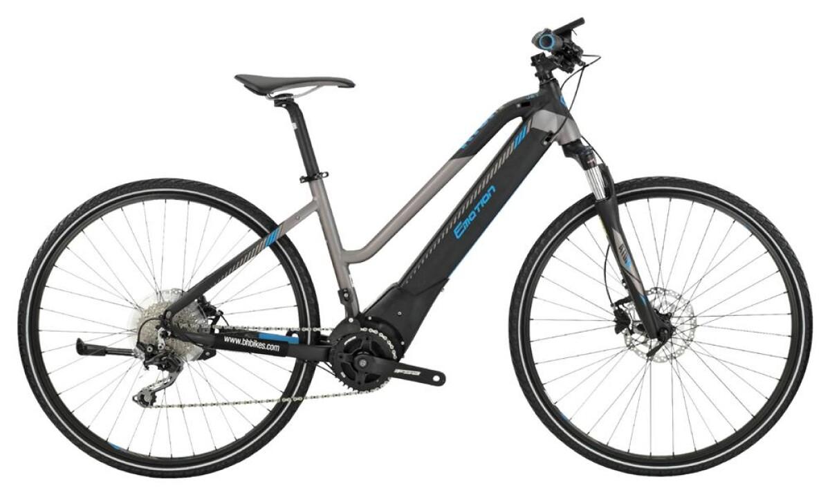 BH Bikes ATOM JET Details