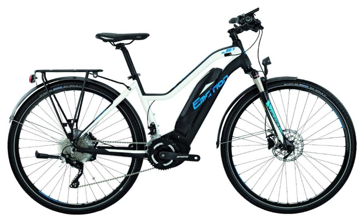 BH Bikes REBEL JET Details