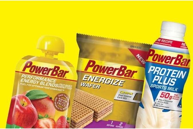 Ernährung Power Bar