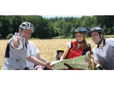 Rad- und Wanderkarten