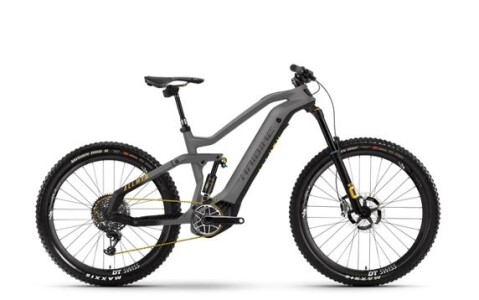 E-Mountainbikes Fullsuspension