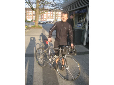 Mein neues Fahrrad