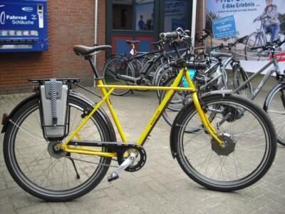 Wilkommen in unserem E-Bike Center