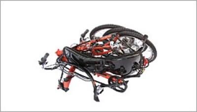 Scorpion fx - das faltbare Trekking-Liegerad