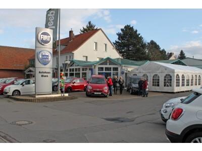 Frühlingsfest im Autohaus Blank