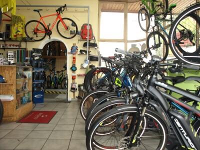 Laden und Werkstatt