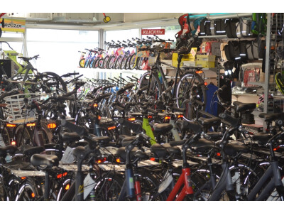 Herzlich Willkommen bei Fahrradhaus Rusack