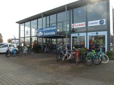 Herzlich Willkommen bei Fahrradcenter Zimmermann