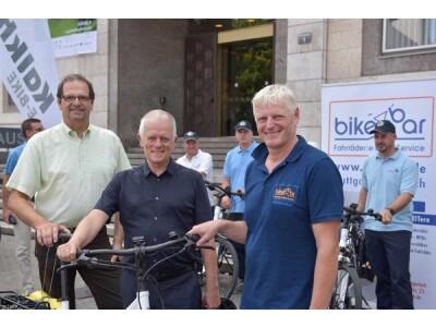 bike-bar liefert Pedelecs an Stuttgart