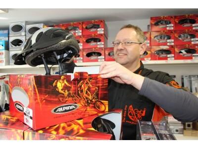 Fahrrad Helme Taschen und Zubehör