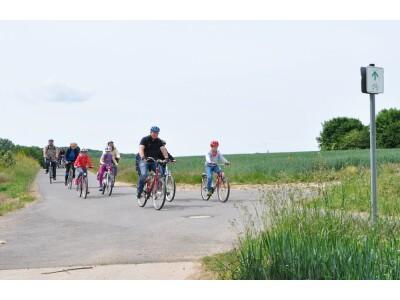 Großes Engagement rund ums Radfahren