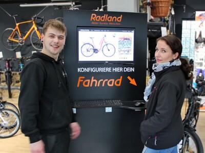Herzlich willkommen im Radland Gehrden