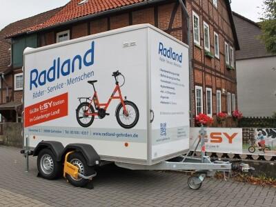 Radland ist die größte I:SY-Station im Calenberger Land
