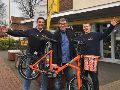 Radland Team mit Martin Kuhlmeier