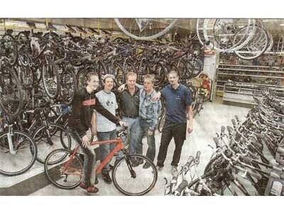 20 Jahre Zweiradprofis: Das Hobby zum Beruf gemacht