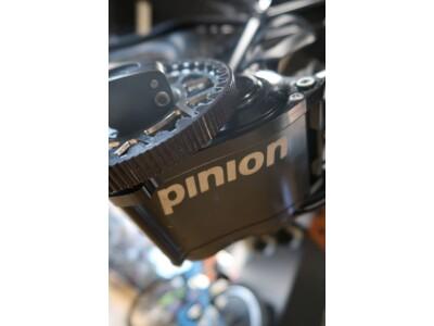 Pinion mit Gates UNKAPUTTBAR