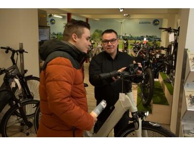 Fahrradgeschäft Hochrath in Bocholt - Holtwick und Filiale in Borken am Neutorplatz