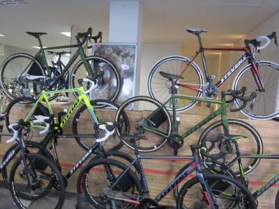 obere Etage Cyclocrosser
