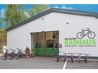 Herzlich Willkommen bei Radhaus Melsungen