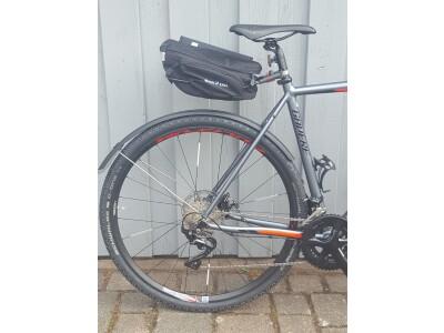 ..mit dem Gravel Bike auf Tour