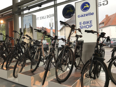 Gazelle Shop