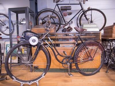 Willkommen in unserer historischen Fahrradgalerie!