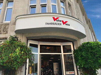 Herzlich willkommen bei Velo Voss