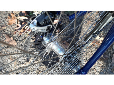 Ritchey Tandem Outback Break Away Sram Force Axs Dura Ace
