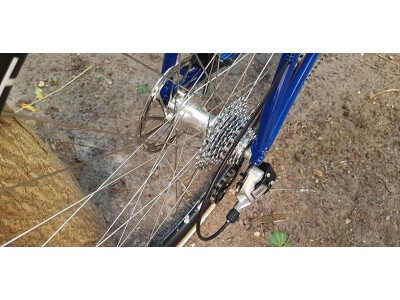 Ritchey Outback Heritage Blue Sram Rival
