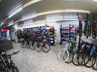 Fahrradhändler und Service seit 1981