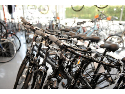 Über 500 Räder auf Lager!
