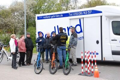 Fahrsicherheitstraining für E-Biker