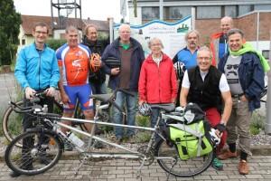 Radtour am Leimbach
