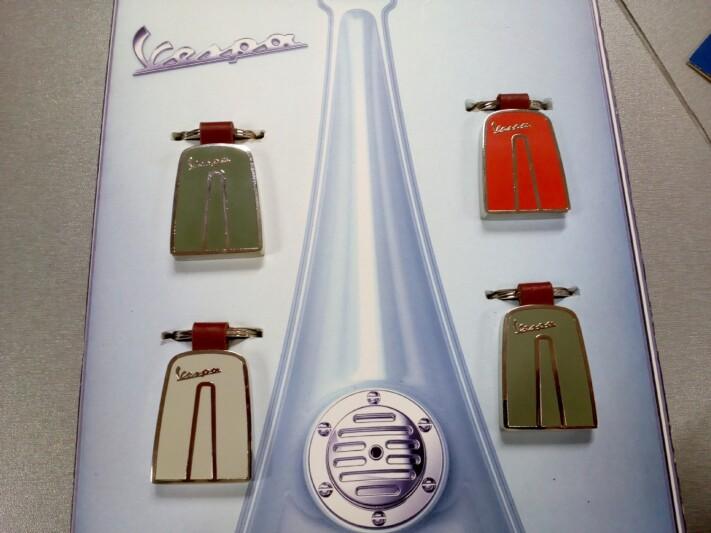 Vespa Schlüsselanhänger