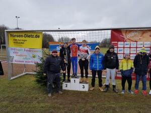 Lennart Krayer Gesamtcupsieger Cross 2017