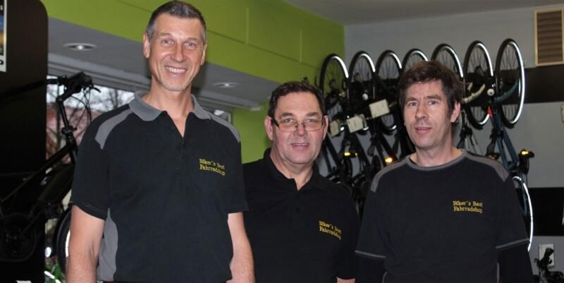 Herzlich Willkommen bei Biker´s Best Fahrradshop