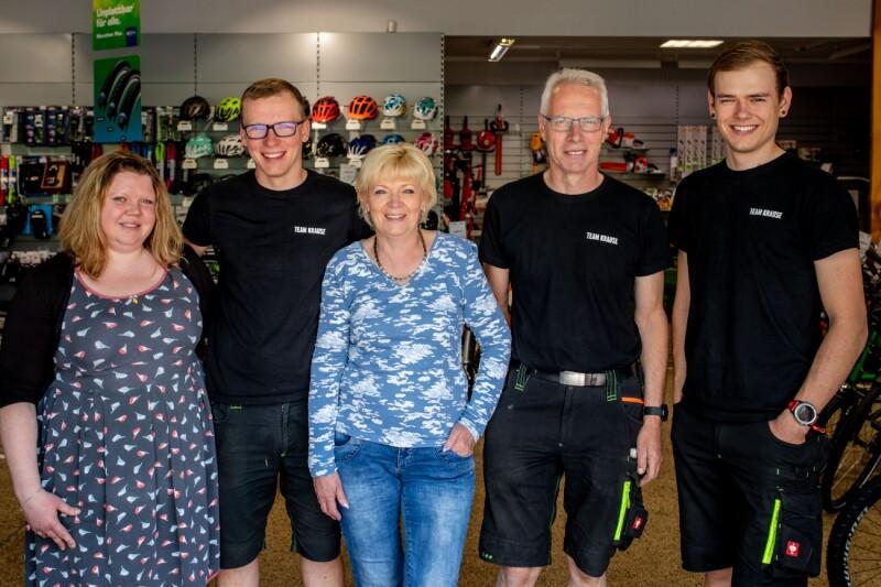 Herzlich Willkommen bei Zweiräder & Motorgeräte Krause