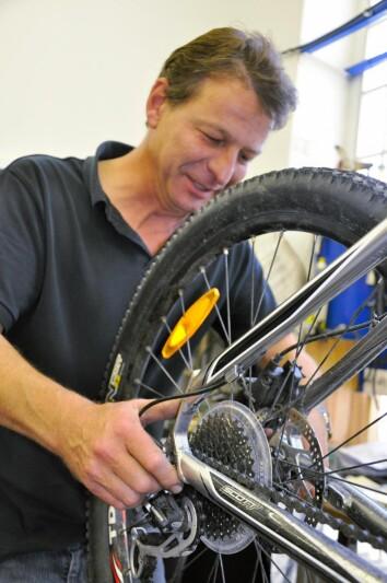 Unsere Fahrradwerkstatt und unser Service rund ums Rad