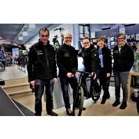 Das Team von feine räder Bielefeld.