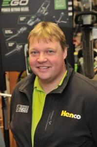 Jörg Henkensiefken, Inhaber