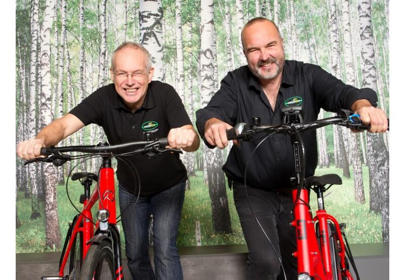 Carsten  Wittkopf & Thomas Rynas