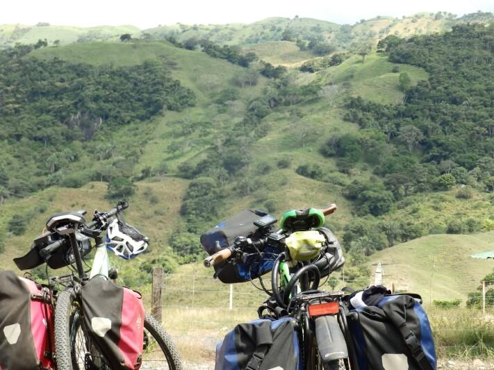 Kolumbien mit dem Rad - Ein Traum!