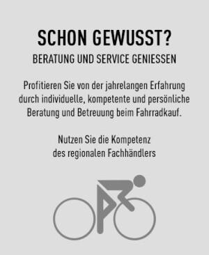 Herzlich willkommen bei Fahrrad + Service