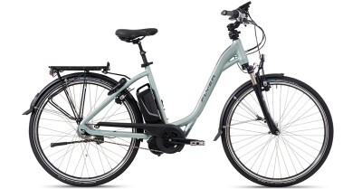"""FLYER E-Bike mieten (T5R 28"""" S Rücktritt jadegrün / Speedlifter)"""