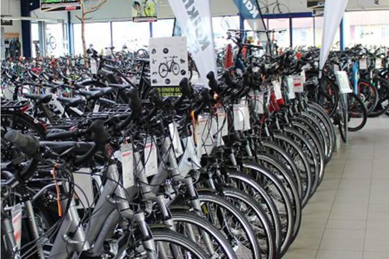 Zweirad-Bruckner Fahrrad Geschäft in Schwandorf