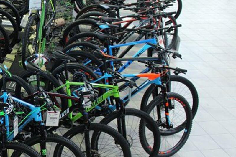 Finden Sie das passende Fahrrad und Fahrradzubehör
