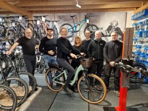 Herzlich willkommen bei Fahrrad Mertens